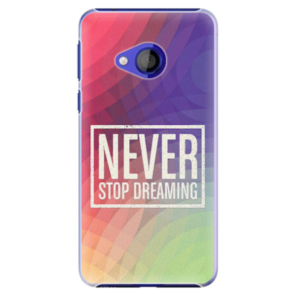 Plastové pouzdro iSaprio - Dreaming - HTC U Play