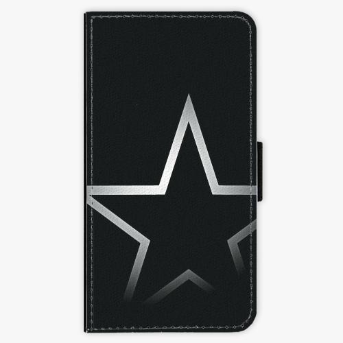 Flipové pouzdro iSaprio - Star - Samsung Galaxy S6