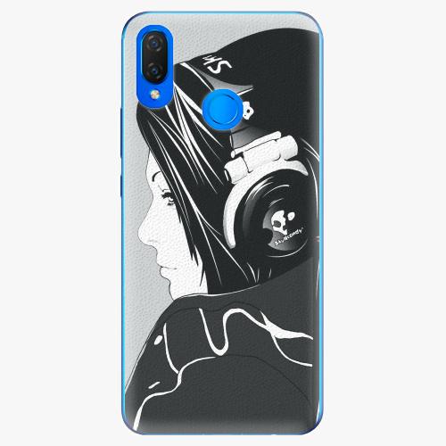 Plastový kryt iSaprio - Headphones - Huawei Nova 3i