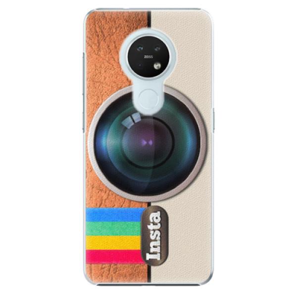 Plastové pouzdro iSaprio - Insta - Nokia 7.2