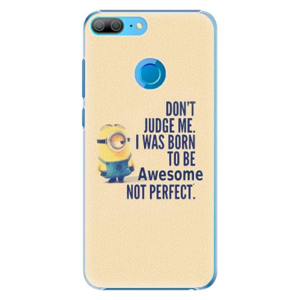 Plastové pouzdro iSaprio - Be Awesome - Huawei Honor 9 Lite