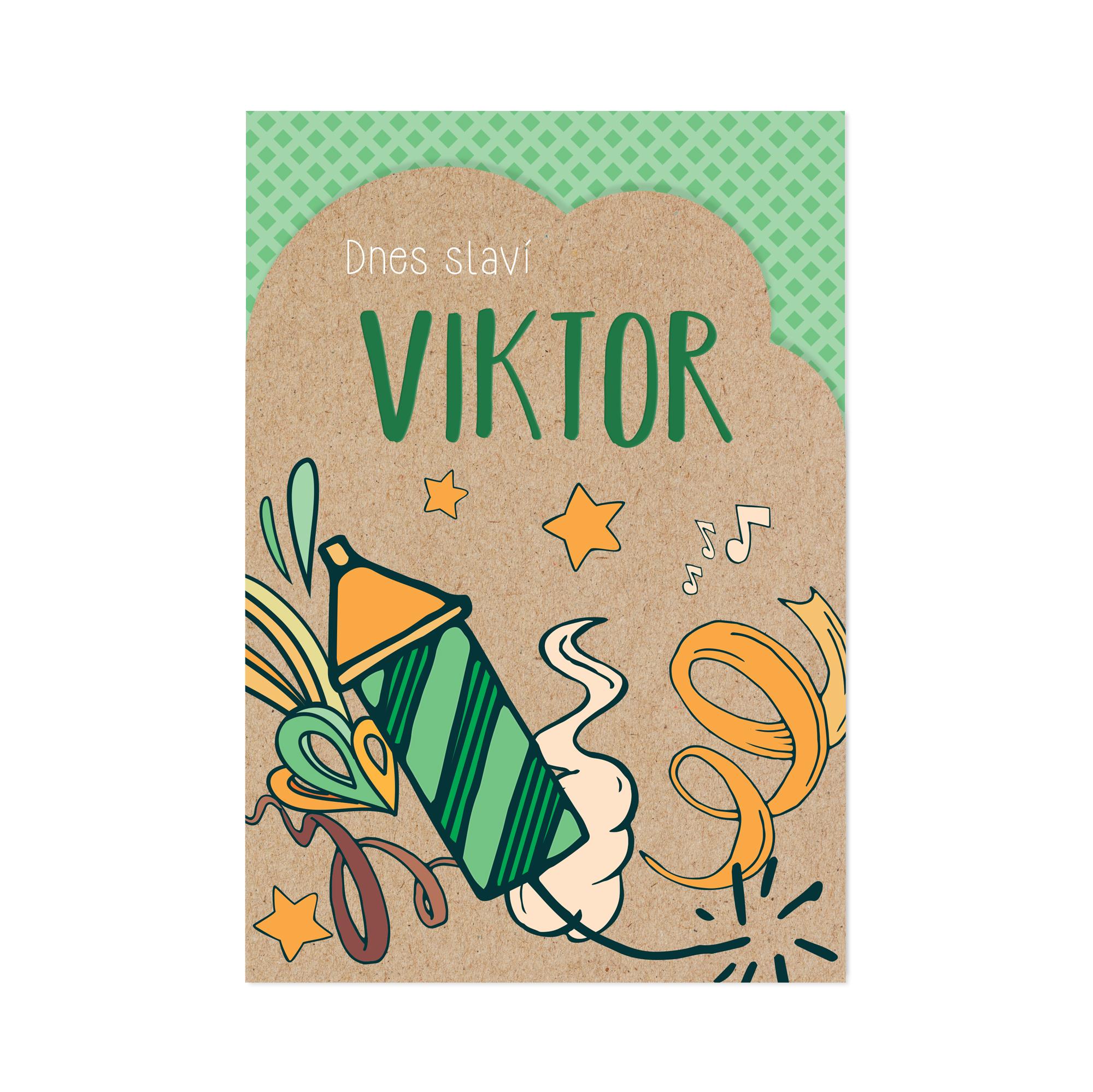 Přání - Viktor