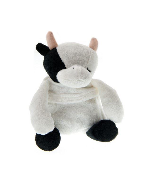 Hřejivý plyšák - kravička
