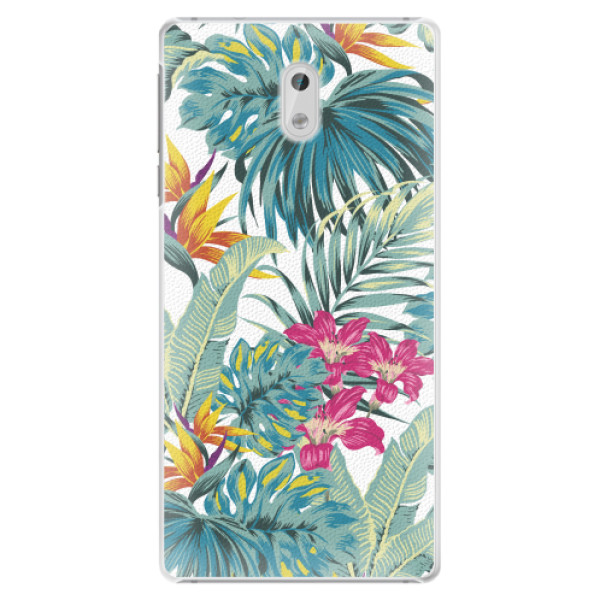 Plastové pouzdro iSaprio - Tropical White 03 - Nokia 3