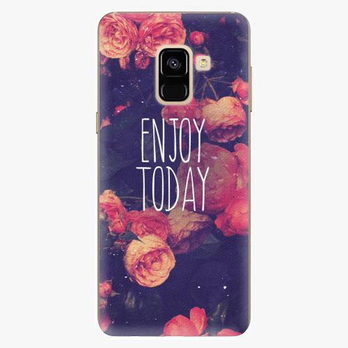 Plastový kryt iSaprio - Enjoy Today - Samsung Galaxy A8 2018