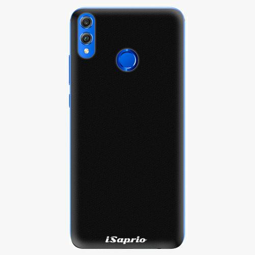Plastový kryt iSaprio - 4Pure - černý - Huawei Honor 8X