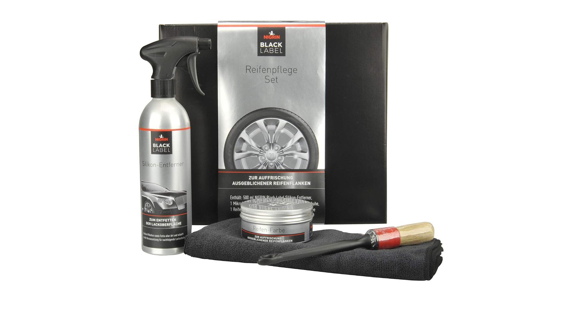 NIGRIN Disc Preparation Kit