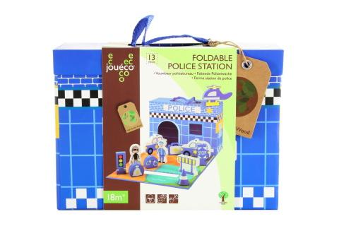 Policejní stanice kufřík