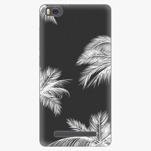 Plastový kryt iSaprio - White Palm - Xiaomi Mi4C