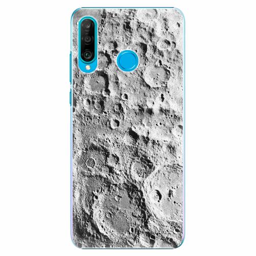 Plastový kryt iSaprio - Moon Surface - Huawei P30 Lite