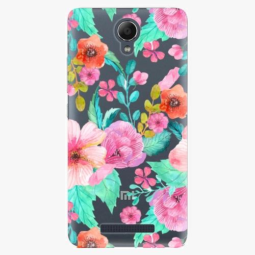 Plastový kryt iSaprio - Flower Pattern 01 - Xiaomi Redmi Note 2