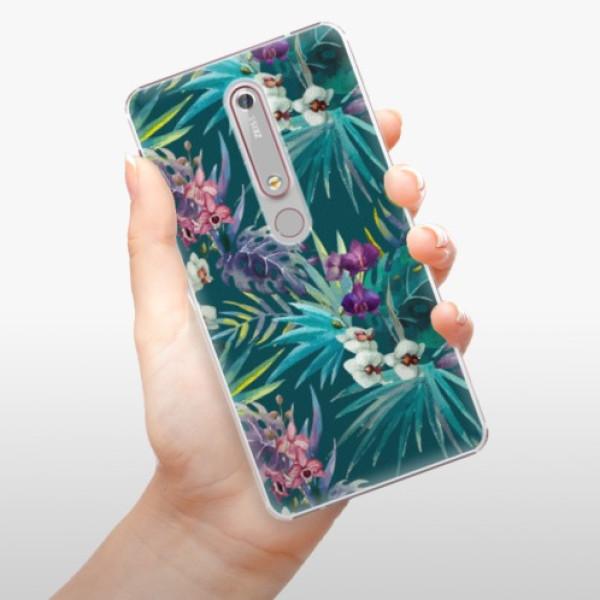 Plastové pouzdro iSaprio - Tropical Blue 01 - Nokia 6.1