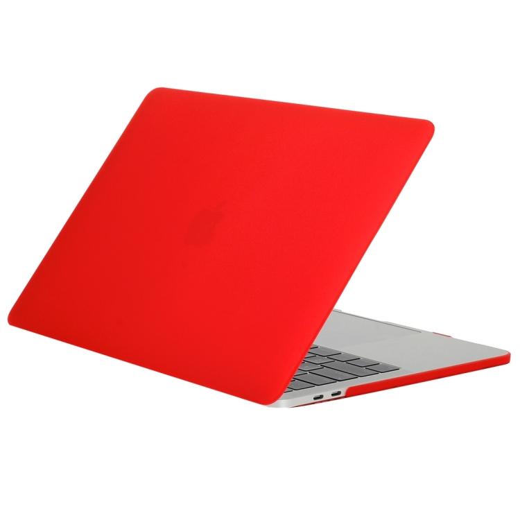 """Polykarbonátové pouzdro / kryt iSaprio pro MacBook Pro 13.3"""" (2016 - 2017) červené"""