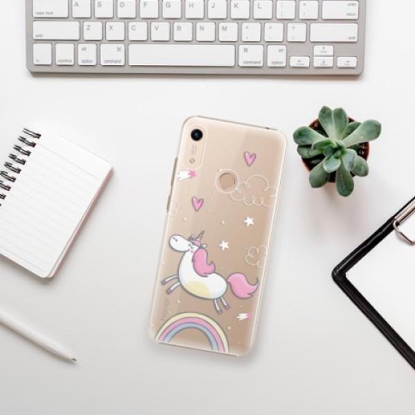 Plastové pouzdro iSaprio - Unicorn 01 - Huawei Honor 8A