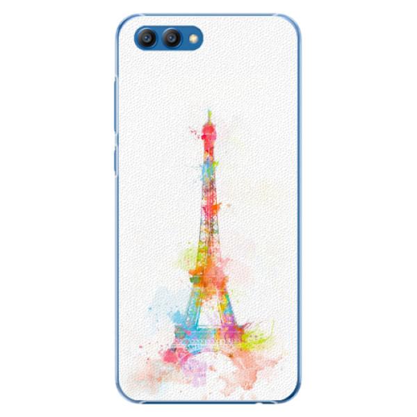 Plastové pouzdro iSaprio - Eiffel Tower - Huawei Honor View 10
