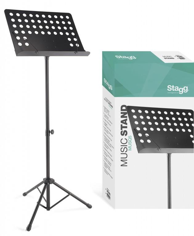Stagg MUSQ5, notový stojánek
