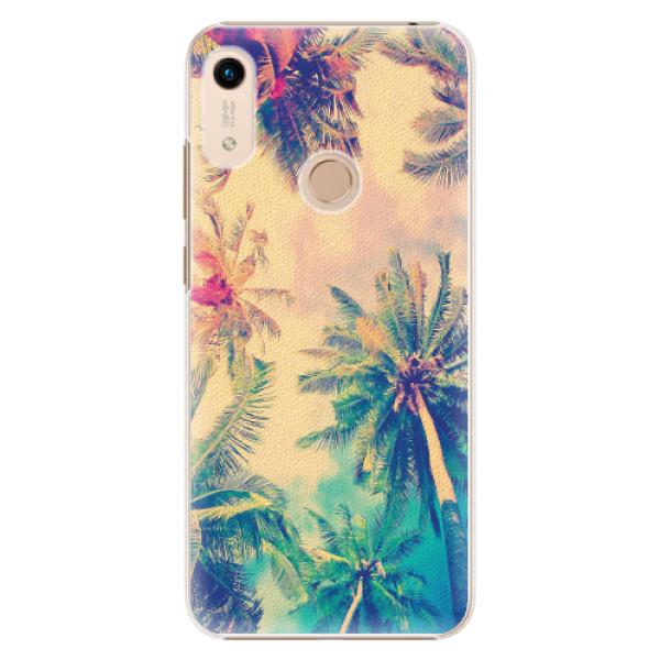 Plastové pouzdro iSaprio - Palm Beach - Huawei Honor 8A