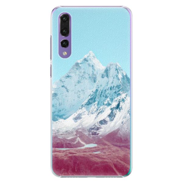 Plastové pouzdro iSaprio - Highest Mountains 01 - Huawei P20 Pro