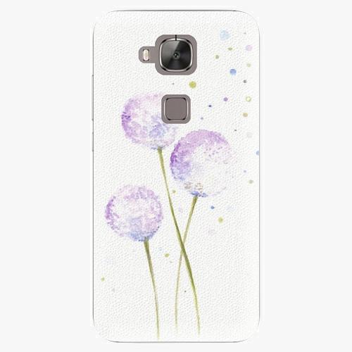 Plastový kryt iSaprio - Dandelion - Huawei Ascend G8