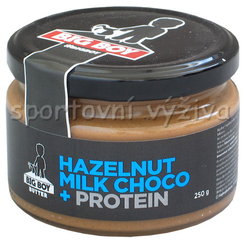 Lísko<b>oříškový</b> krém 250g-s-cokoladou-a-proteinem
