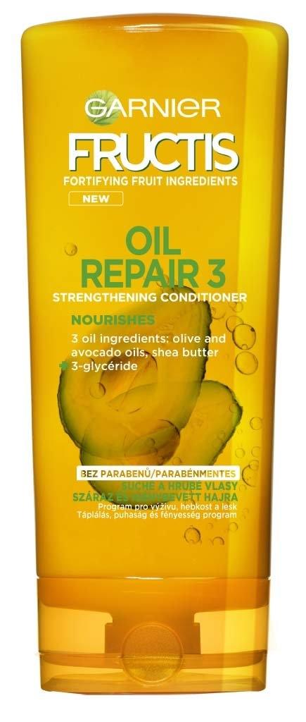 Fructis Oil Repair 3 posilující balzám 200 ml