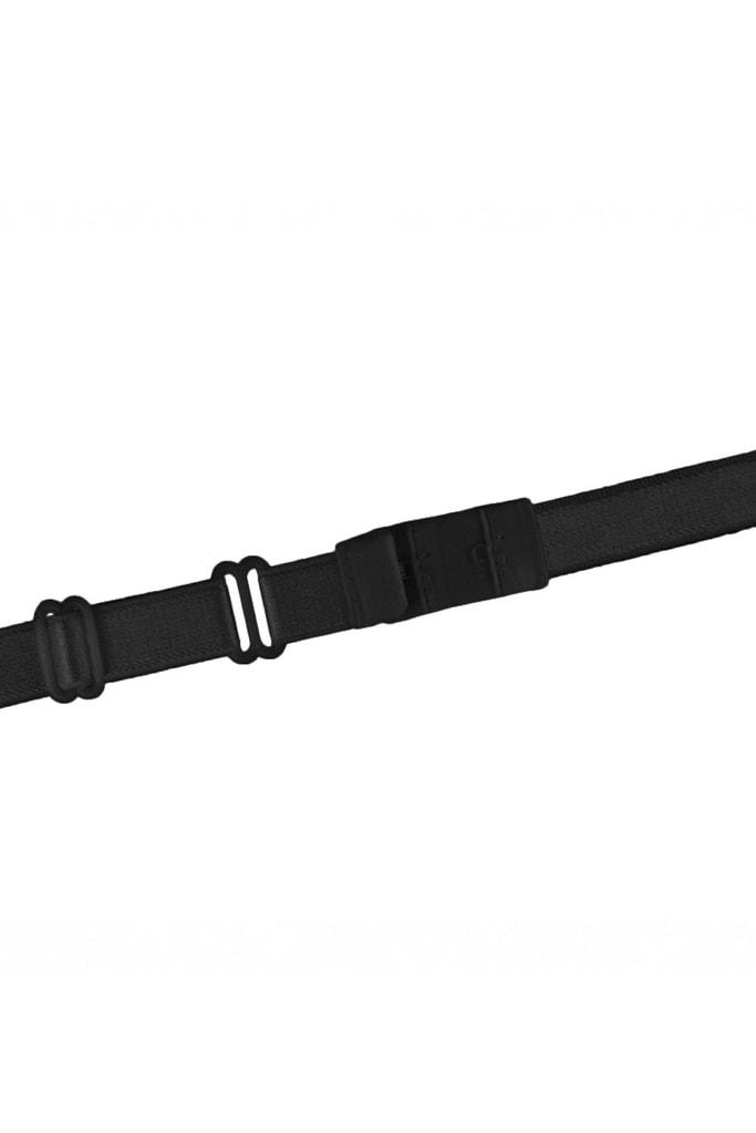 Jednořadý pásek snižující zapínání BA 05 black - Univerzální