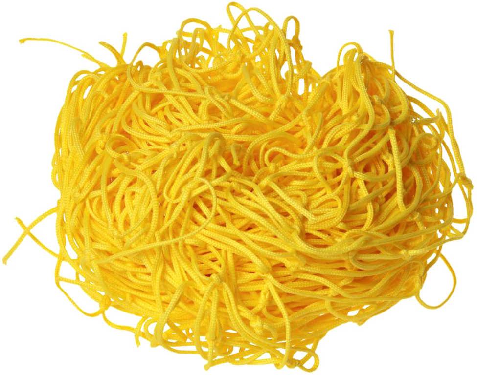 NOE Síť dekorační žlutá 5 x 1 m na aranžování - zavěšování hraček