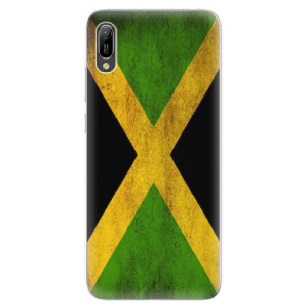 Odolné silikonové pouzdro iSaprio - Flag of Jamaica - Huawei Y6 2019