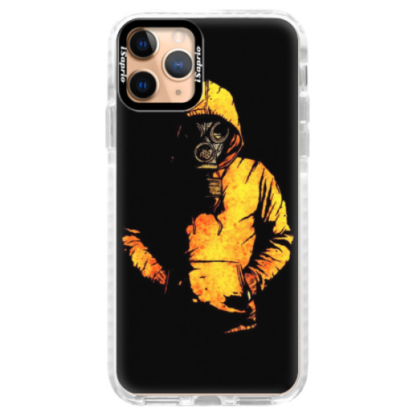 Silikonové pouzdro Bumper iSaprio - Chemical - iPhone 11 Pro