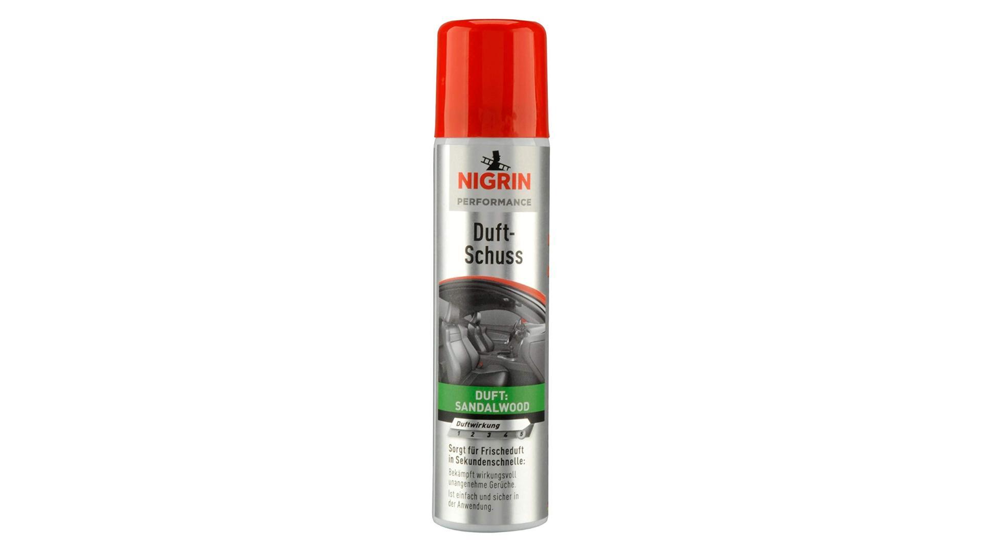 NIGRIN Sandalwood Air Freshener 75ml spray