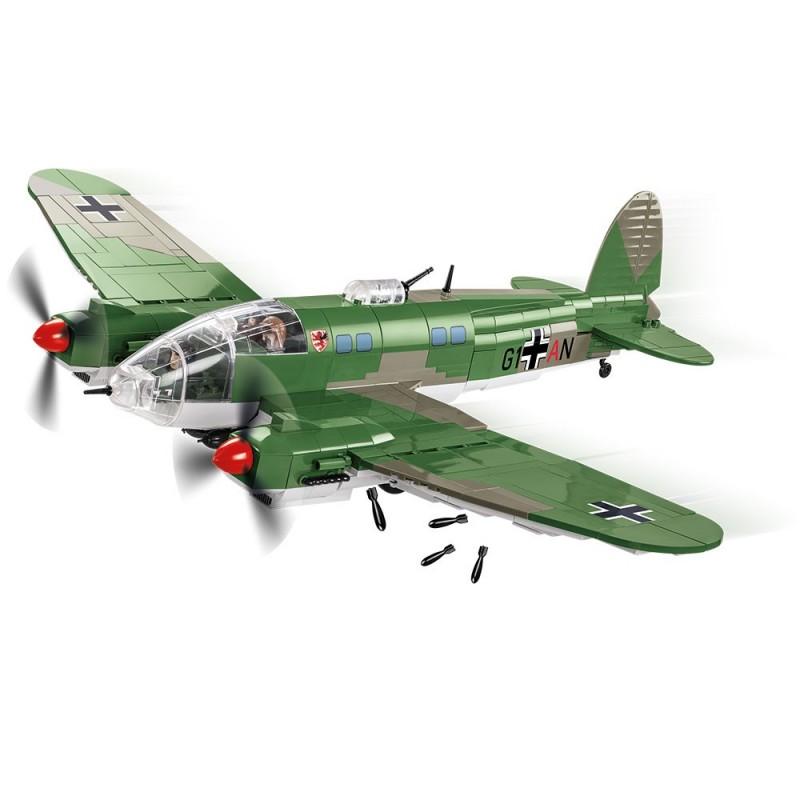Stavebnice II WW Heinkel He 111 P-2 675 k 2 f