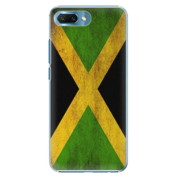 Plastové pouzdro iSaprio - Flag of Jamaica - Huawei Honor 10