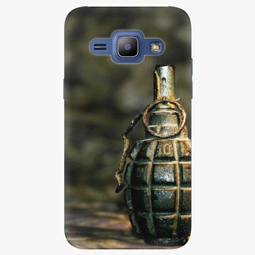 Plastový kryt iSaprio - Grenade - Samsung Galaxy J1