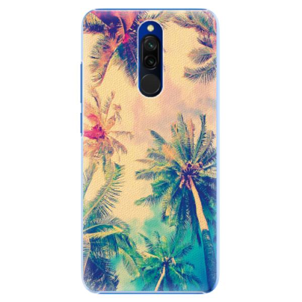 Plastové pouzdro iSaprio - Palm Beach - Xiaomi Redmi 8