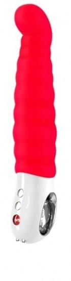 Fun Factory vibrátor Patchy Paul G5 červená