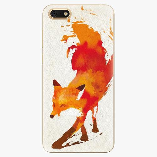Silikonové pouzdro iSaprio - Fast Fox - Huawei Honor 7S