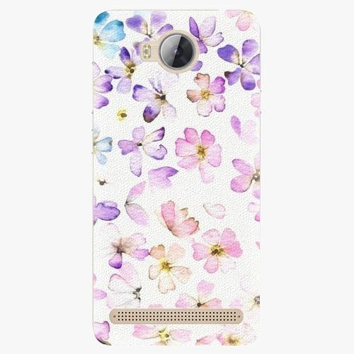 Plastový kryt iSaprio - Wildflowers - Huawei Y3 II