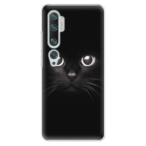 Plastové pouzdro iSaprio - Black Cat - Xiaomi Mi Note 10 / Note 10 Pro