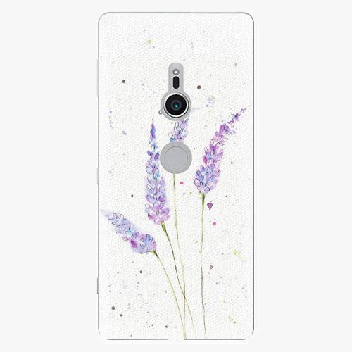 Plastový kryt iSaprio - Lavender - Sony Xperia XZ2