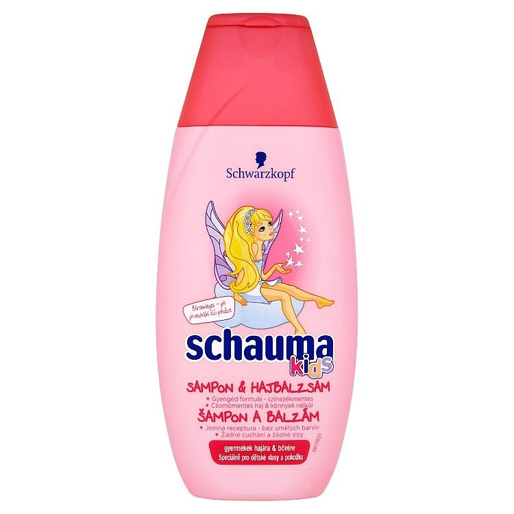 Kids Girl šampon 250 ml