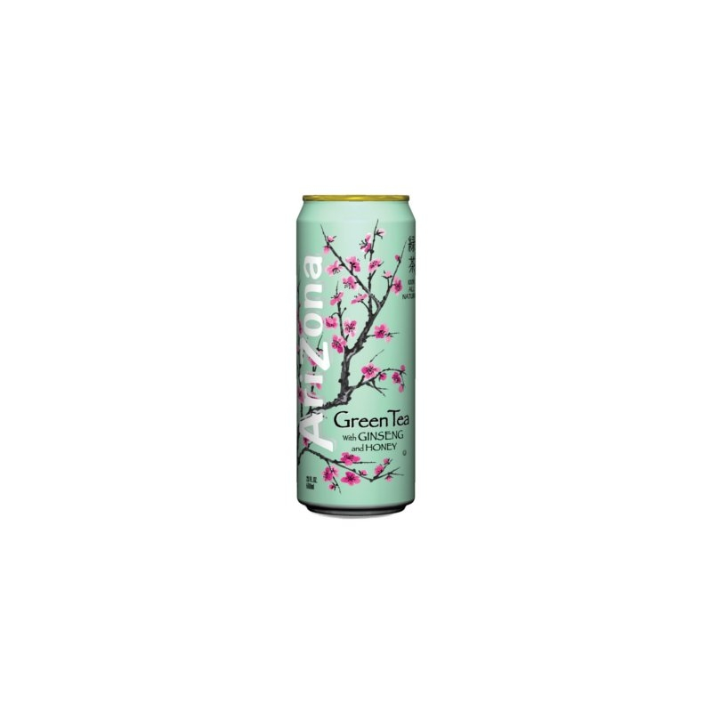 Green Tea Ginseng Honey 680 ml