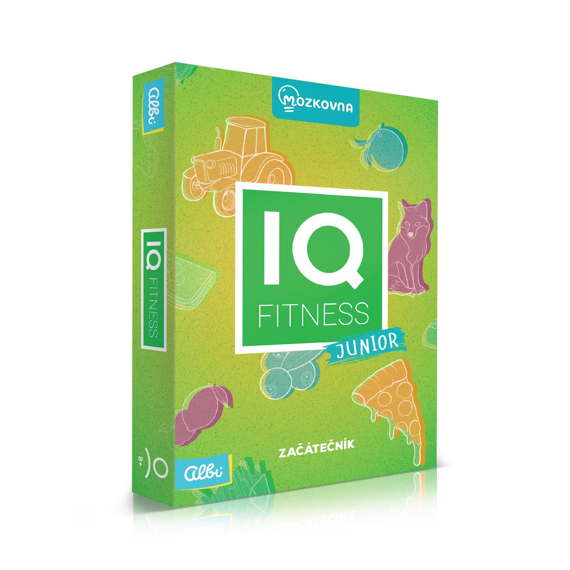 IQ Fitness Junior - Začátečník