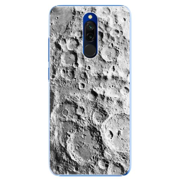 Plastové pouzdro iSaprio - Moon Surface - Xiaomi Redmi 8
