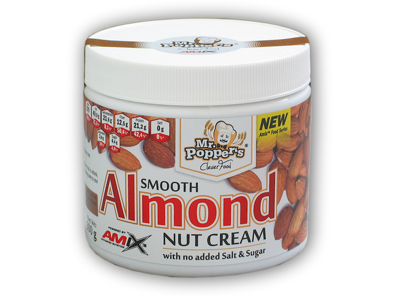 Nut Almond Smooth Cream 300g