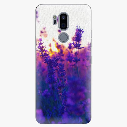 Plastový kryt iSaprio - Lavender Field - LG G7