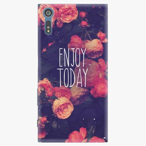 Plastový kryt iSaprio - Enjoy Today - Sony Xperia XZ