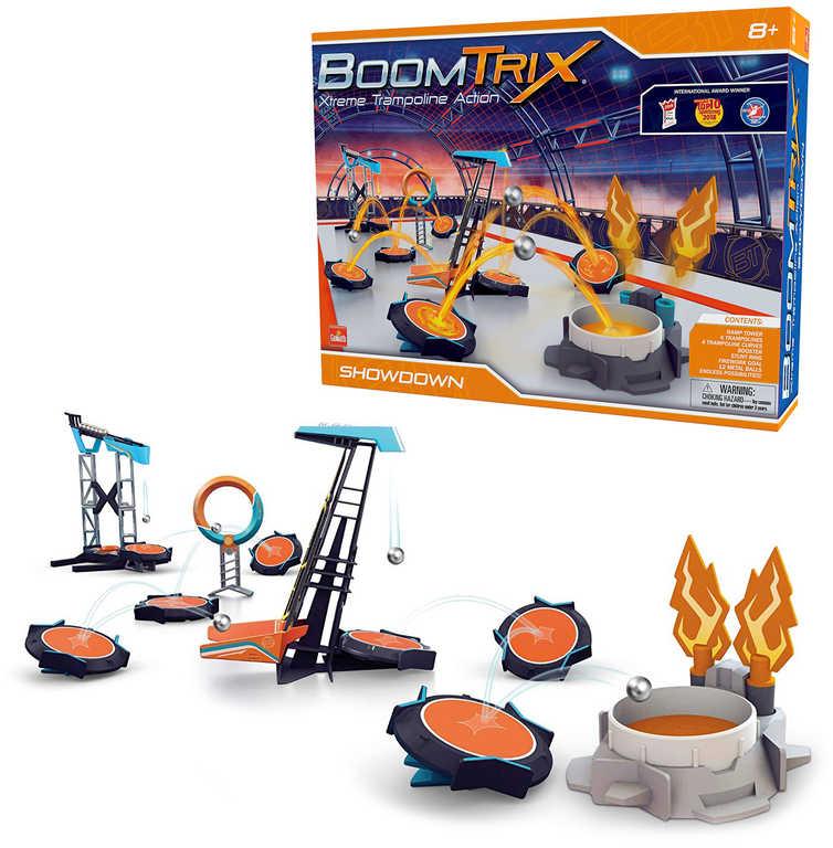 ADC BoomTrix Showdown set startovní věž + 5 kuliček s doplňky ke kuličkové dráze