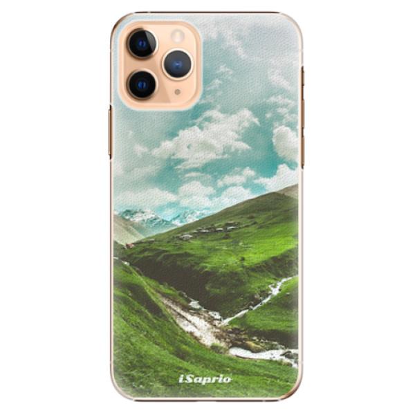 Plastové pouzdro iSaprio - Green Valley - iPhone 11 Pro