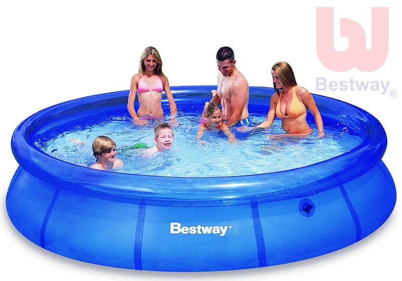 ACRA Bazén samostavěcí 366 x 76 cm Bestway