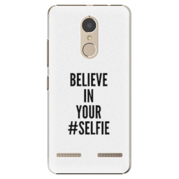 Plastové pouzdro iSaprio - Selfie - Lenovo K6